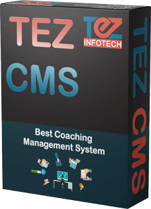 TEZ CMS - Coaching Management System