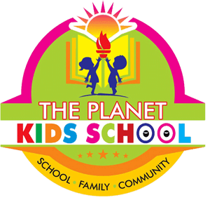the planet kids school Bhind